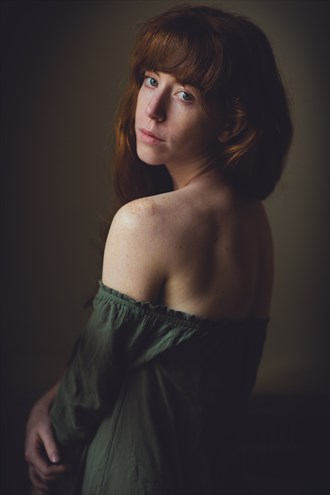 Liv Sage Portrait Photo by Photographer GerardChillcott
