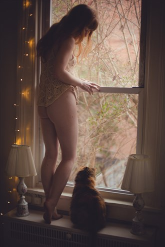 Liv and Lilah Artistic Nude Photo by Photographer GerardChillcott