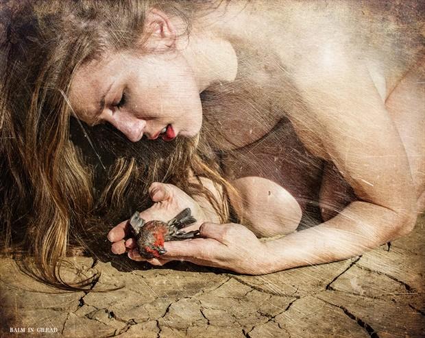 Live no more for me.... Nature Photo by Model Katz Pajamaz