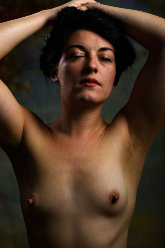 Living is easy with eyes closed Artistic Nude Photo by Photographer Ektar