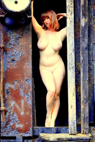 Lois Artistic Nude Artwork by Photographer A W Photography