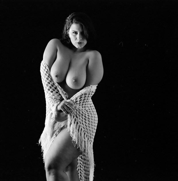 London Andrews Artistic Nude Artwork by Artist Joe Name