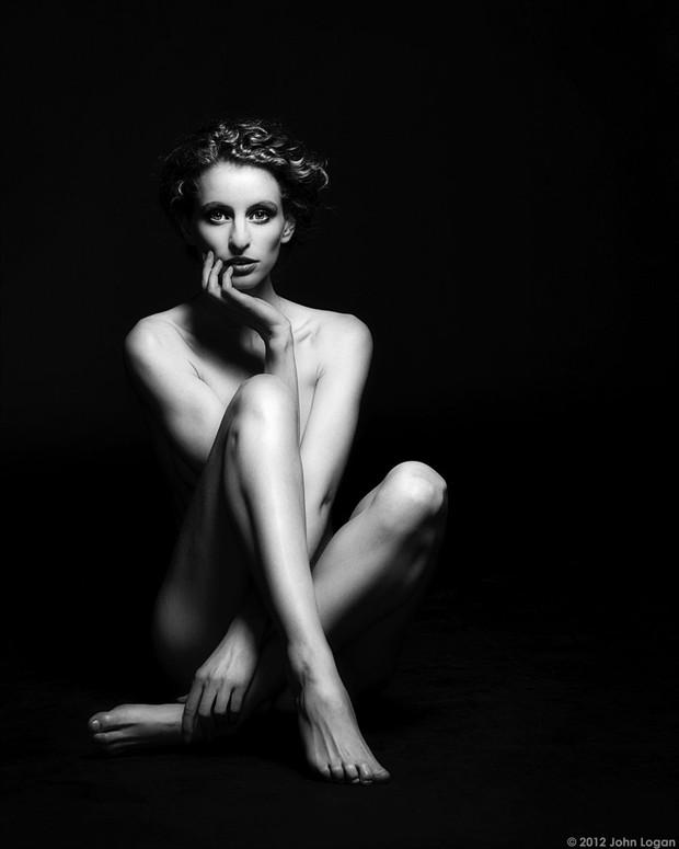 Longing Artistic Nude Photo by Photographer John Logan