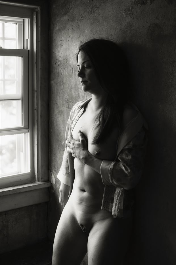 Longing Vintage Style Photo by Model JessicaKlaus