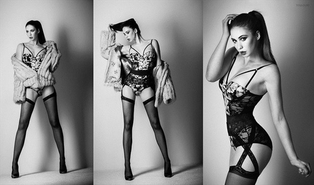 Look book Lingerie Photo by Photographer TOULOUKI