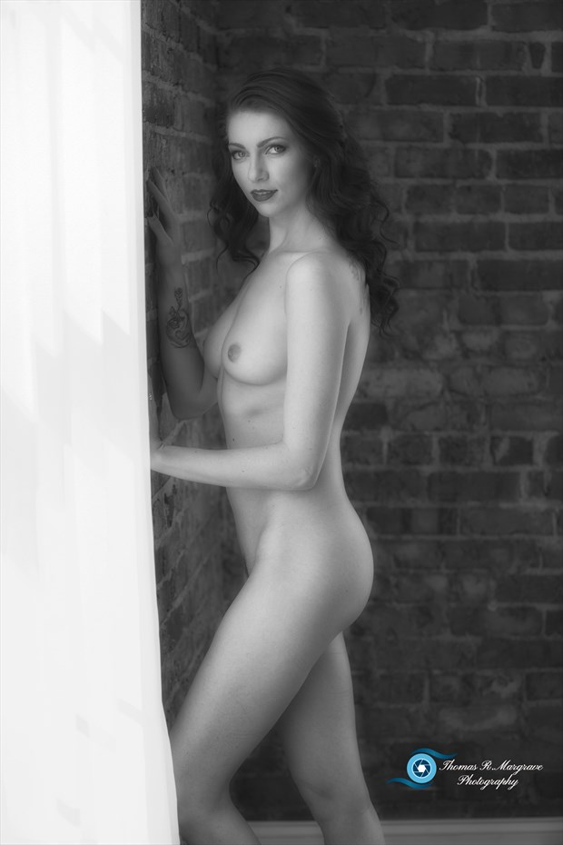 Looking over You! Artistic Nude Photo by Photographer Thomas Margrave