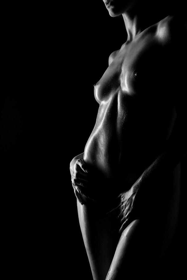 Lori   Bodyscape VI Artistic Nude Photo by Photographer Brian Cann
