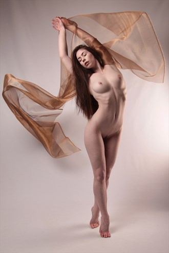 Lost in the dance Artistic Nude Photo by Photographer Micky Thompson