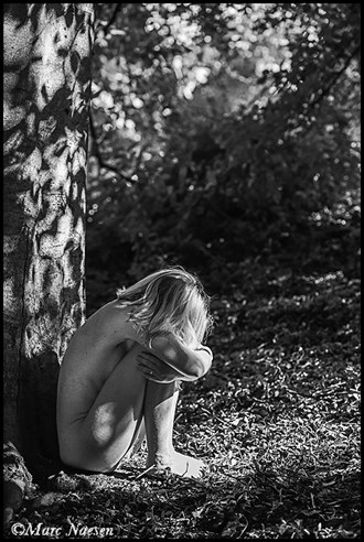 Lost in the woods Artistic Nude Photo by Photographer Marc Naesen