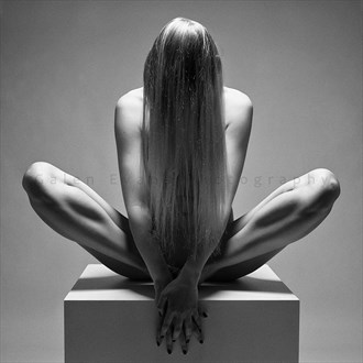 Lotus Artistic Nude Photo by Photographer Galen Evans