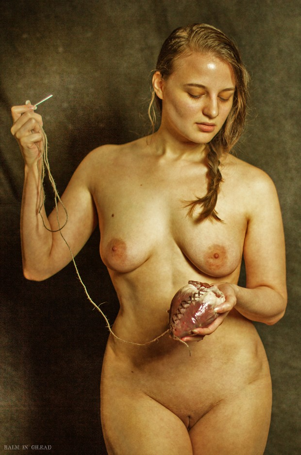Love in the stitches Artistic Nude Photo by Photographer balm in Gilead