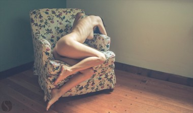 Loveseat Artistic Nude Photo by Model S nia