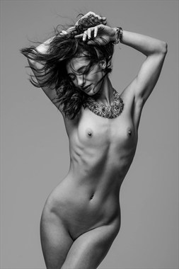 Loving Life Artistic Nude Photo by Model MISCHKAH