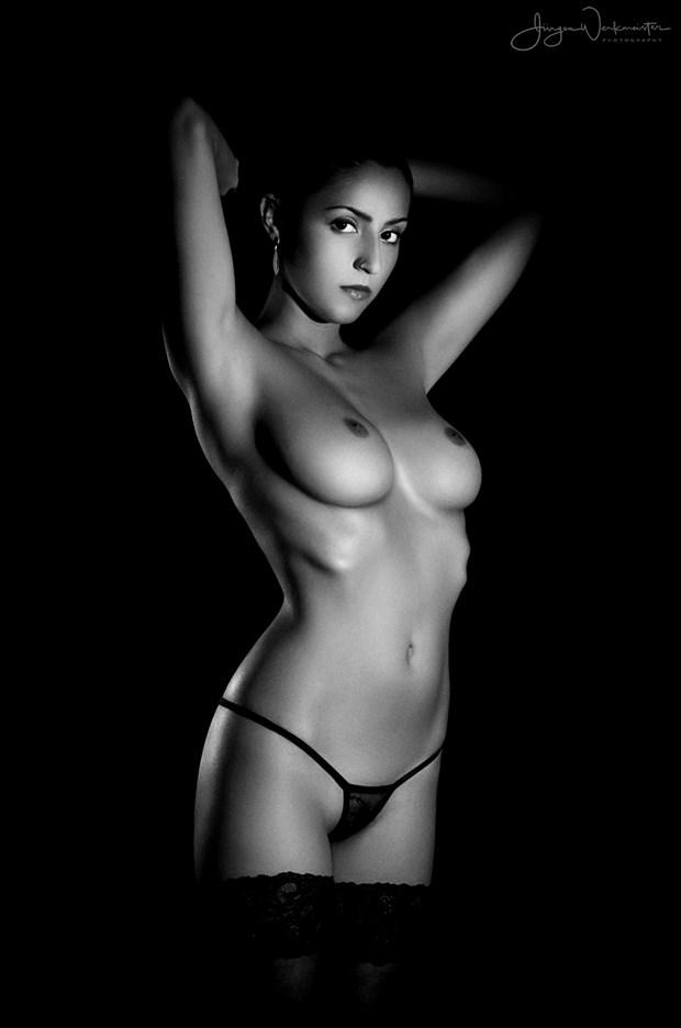 Low Key 1 Artistic Nude Photo by Photographer Photowerk