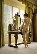 Lozie Couldn't Decide What to Wear Artistic Nude Photo by Photographer MaxOperandi