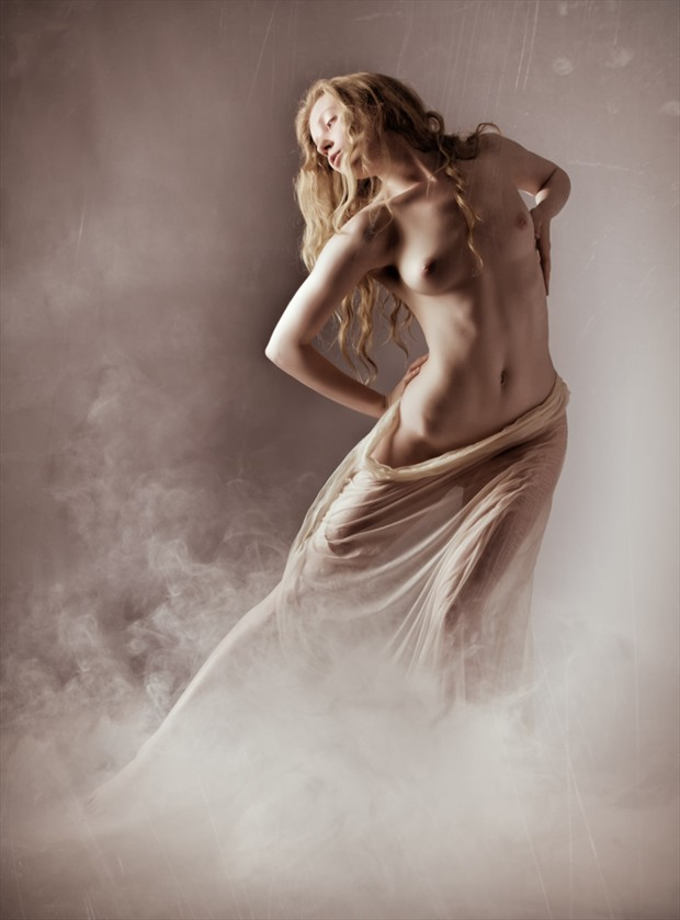 LuLu Artistic Nude Photo by Photographer ManCave