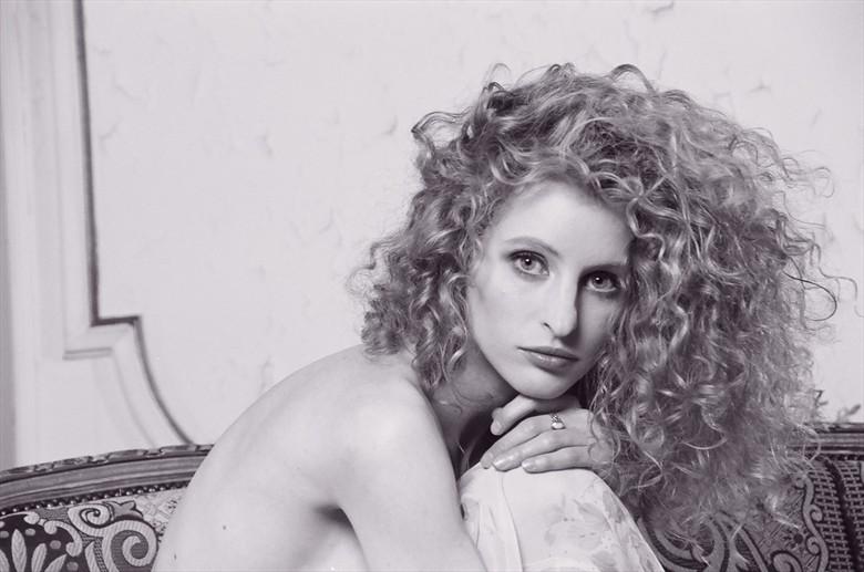 Luc Bollen Sensual Photo by Model Fredau