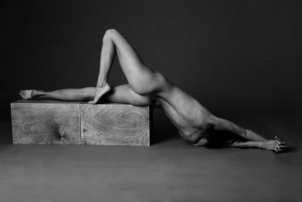 Luca Miklosi Artistic Nude Photo by Photographer AndyD10