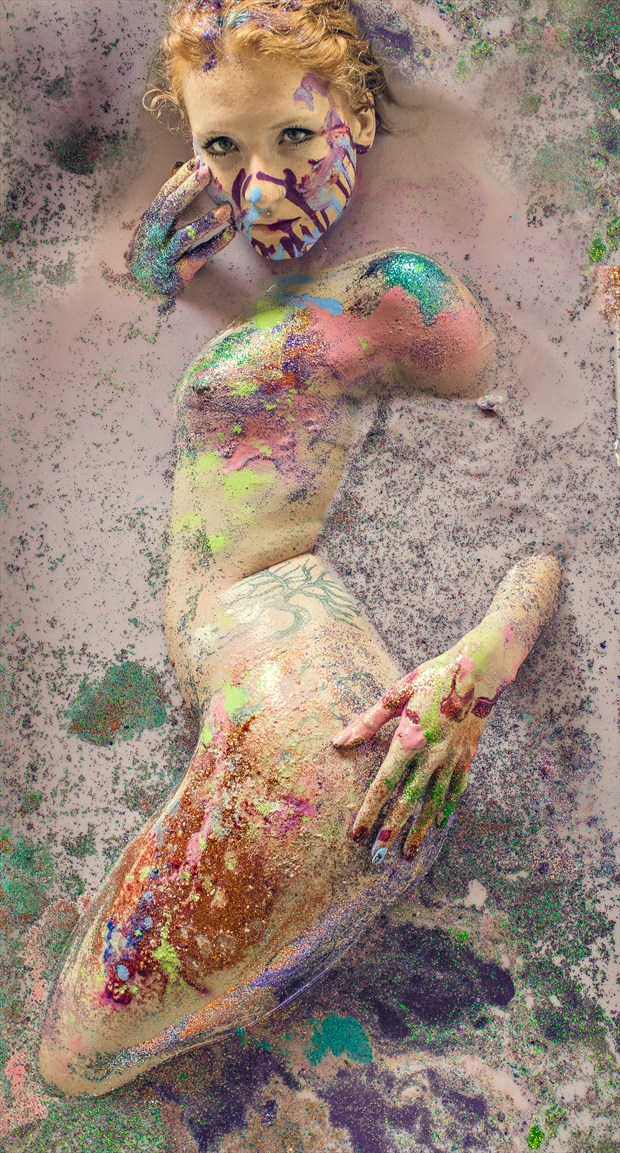 Lucid Dream Artistic Nude Photo by Model JenovaxLilith
