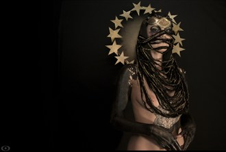 Lucille Furr Artistic Nude Artwork by Photographer oracle eyes