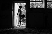 Lucky escape Artistic Nude Photo by Model Rose Valentina