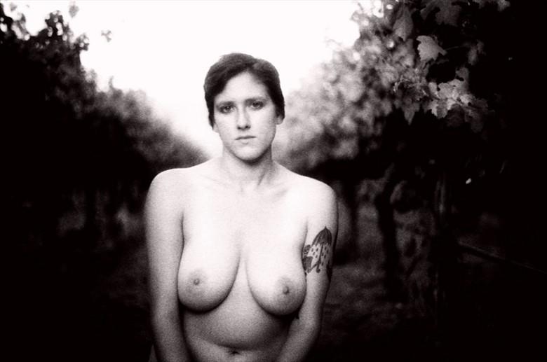 Lucy Artistic Nude Photo by Photographer Tyrannous