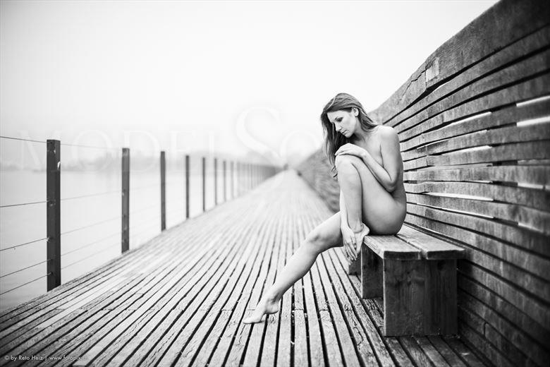 LucyL (CZ) + Reto Heiz (CH) Artistic Nude Artwork by Model LucyLmodeL