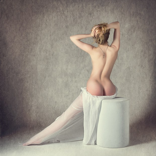 Lulu's Back Artistic Nude Photo by Photographer Rascallyfox