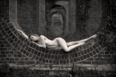 Lulu's curve Artistic Nude Photo by Photographer Gibson