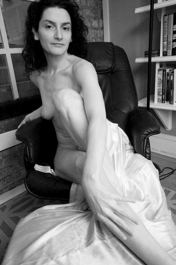 Lulu   after Bill Brandt Artistic Nude Photo by Photographer Peter Le Grand
