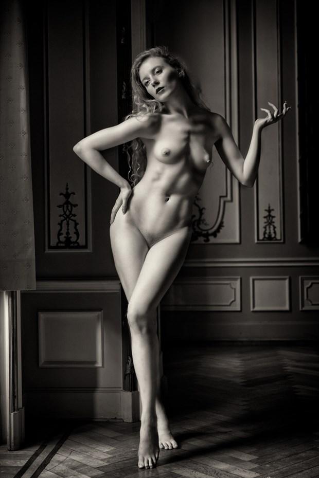 Lulu or Primavera Artistic Nude Photo by Photographer BenErnst