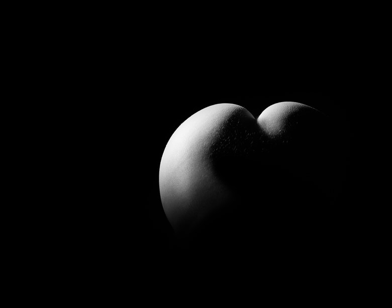 Lunar Light Artistic Nude Photo by Photographer Craig Stocks Arts
