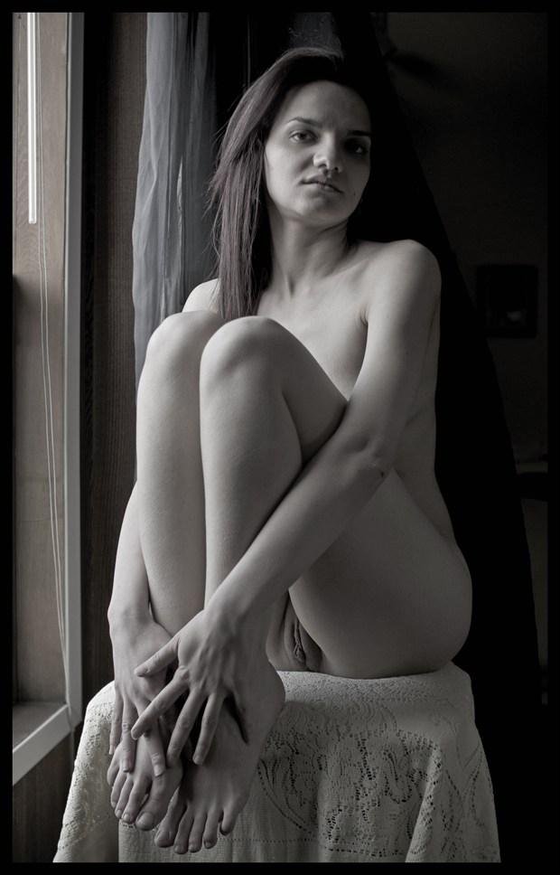 M%C3%A9moire  Artistic Nude Artwork by Model Diana Revo