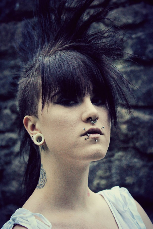 M'whawk Tattoos Photo by Photographer Whiteraven Photography