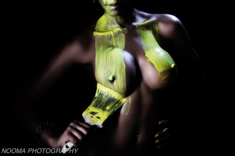 M painted %233 Artistic Nude Photo by Photographer Nooma Photography
