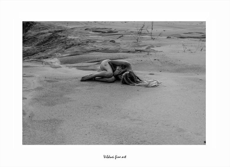 MEDUSA Artistic Nude Artwork by Artist VILDNEI ANDRADE