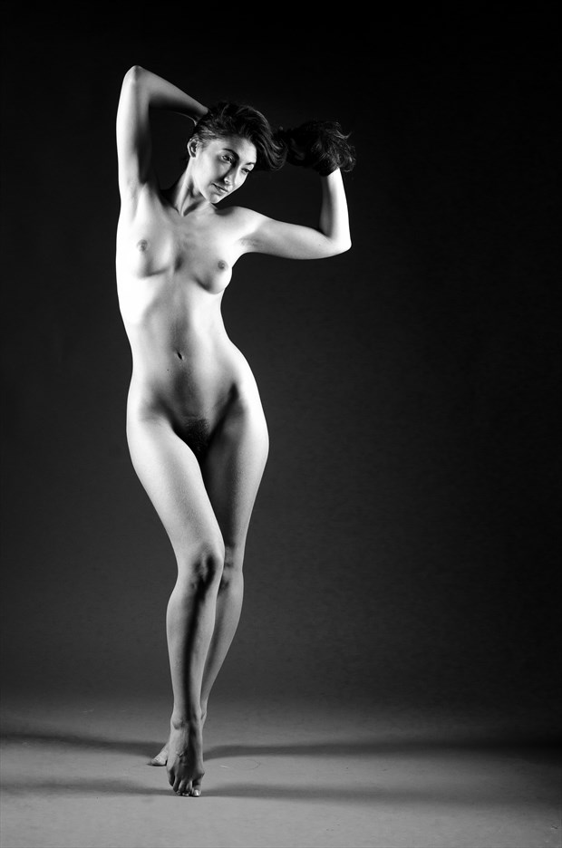 Madame Bink Artistic Nude Photo by Photographer AndyD10