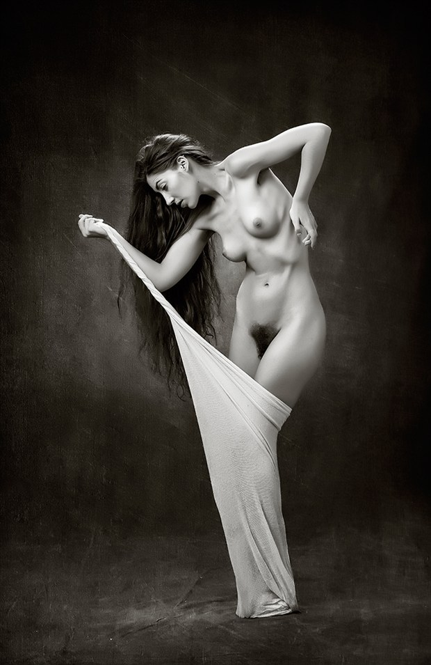Madame Bink Artistic Nude Photo by Photographer Rossomck