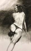 Maddie 1 Artistic Nude Artwork by Artist Rod