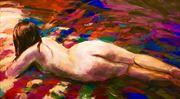 Maddie 4 Artistic Nude Artwork by Artist Rod