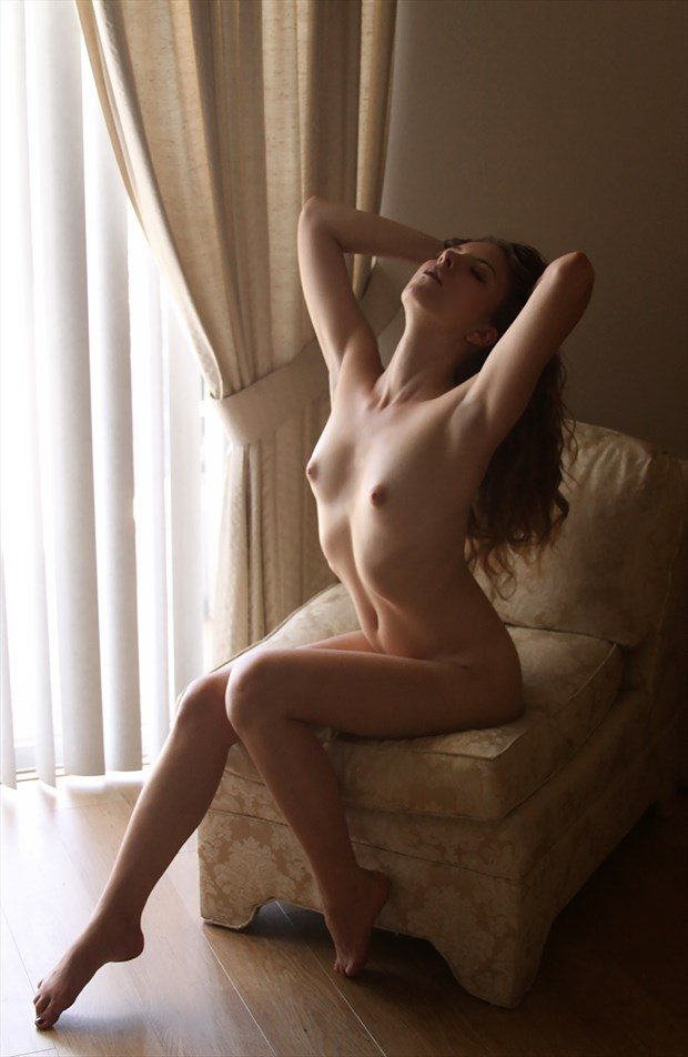 Maddie Artistic Nude Photo by Photographer Rick Gordon
