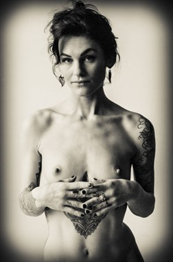 Maddie_Body Art Artistic Nude Photo by Photographer JRappphotog2012