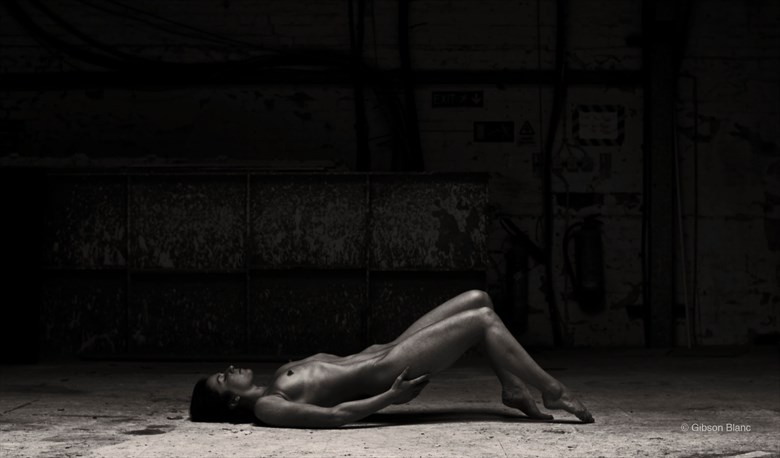 Maddy Artistic Nude Photo by Photographer Gibson