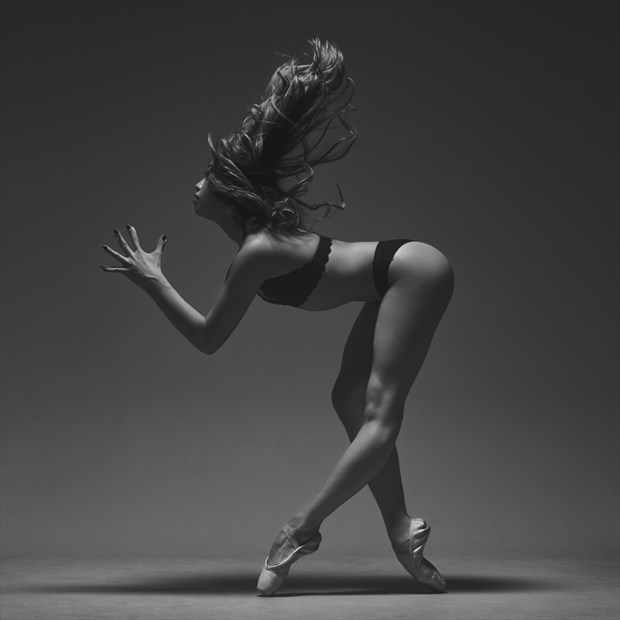 Maddy Figure Study Artwork by Photographer FG Photography