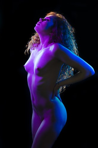 Madison Artistic Nude Artwork by Photographer Michael Eaves