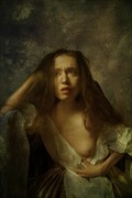 Madness Erotic Artwork by Model Jocelyn Woods