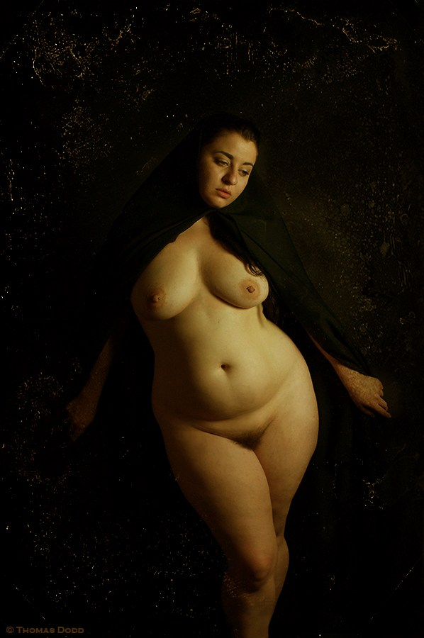 Madonna Artistic Nude Artwork by Photographer Thomas Dodd