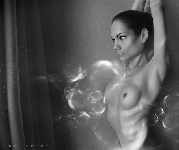 Magic Spell Artistic Nude Artwork by Photographer Mindplex