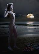 Magico Delta Artistic Nude Artwork by Artist Contesaia