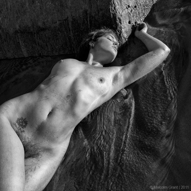 Malcolm Grant Artistic Nude Photo by Model Meghan Claire